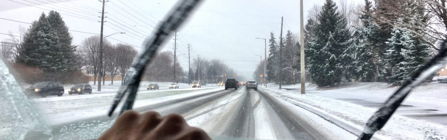 4 Important Winter Driving Tips to Help Keep Insurance Rates Low